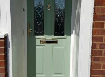 Chartwell Green Solidor